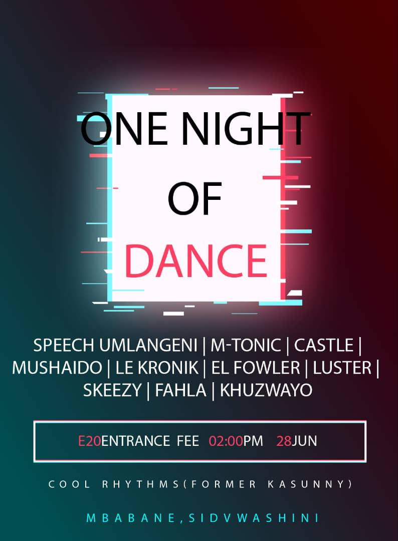 One Night Of Dance