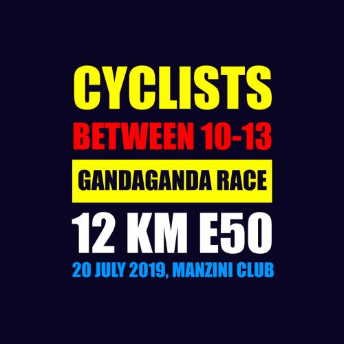 03. Gandaganda Race