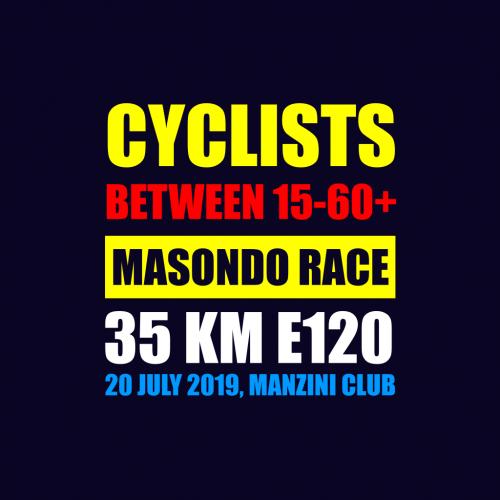 05. Masondo Race