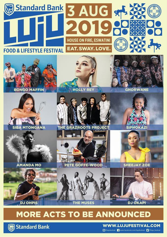 Standard Bank Luju Festival